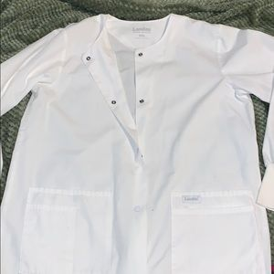 Landau clinical lab coat